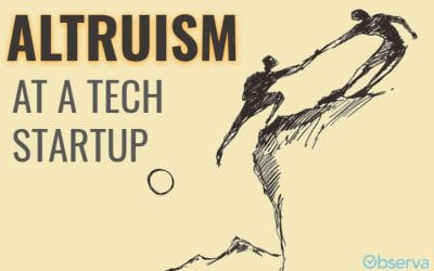 Altruism at a Tech Startup (Share Your Dream, Not Your Money and Time)
